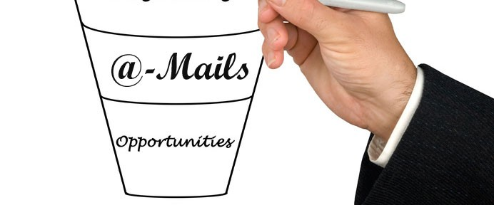 funnel email domain industry