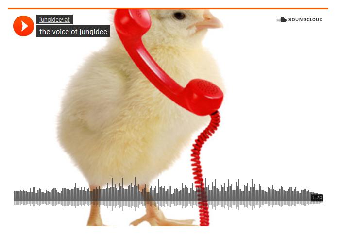 soundclod jungidee telefonwarteschleife